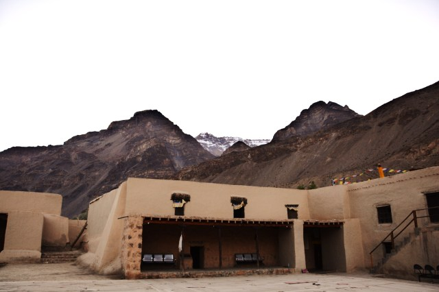 Tabo Monastery established in 990