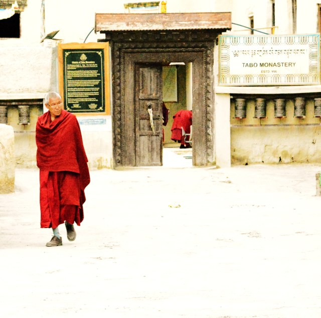 Tabo Monks