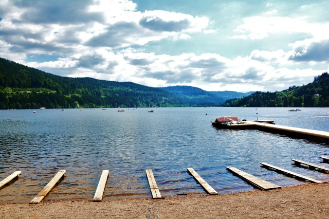 Black Forest Lake - Freiburg