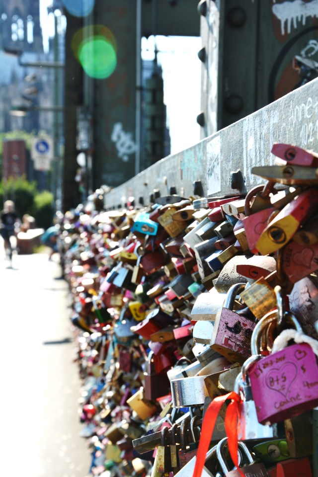 Locks of Love - Cologne