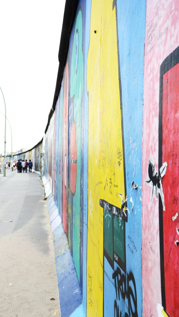 East Side Gallery Wall - Berlin